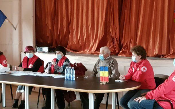 Avem și crucea roșie la Soveja