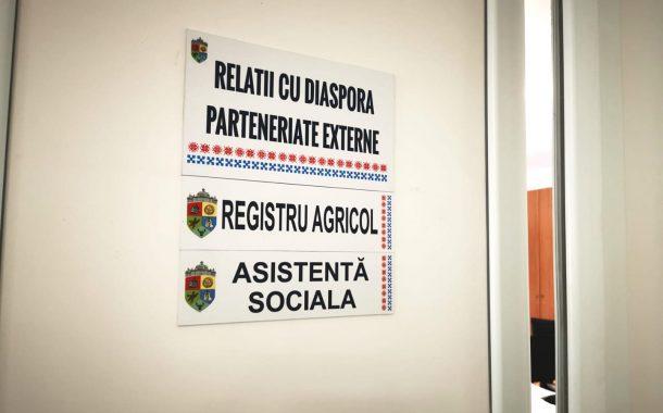 Primăria Soveja are din 15 martie birou pentru Diaspora și Parteneriate Externe