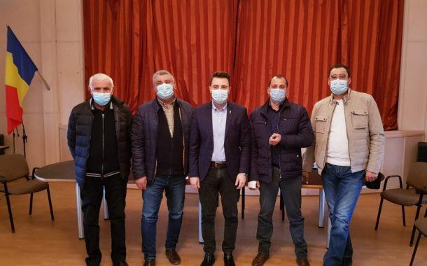 """Zi istorică la Soveja! Patru localități din Vrancea vor înființa asociația """"Valea Șușiței"""""""