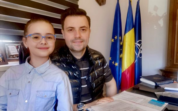Ziua Porților Deschise pentru Copii la Primăria SOVEJA