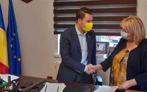 Acord semnat de Primăria Soveja cu Agenția Națională pentru Arii Naturale Protejate