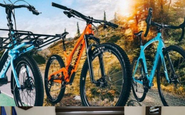 Biciclete mountine bike la Soveja
