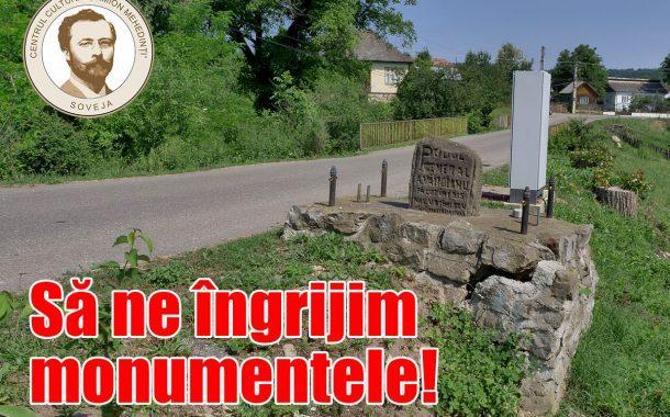 Să ne îngrijim monumentele