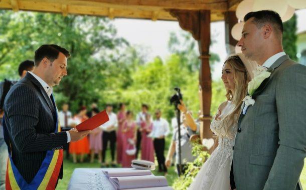A șasea căsătorie la Soveja în 2021