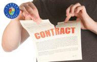 Rezilieri contracte